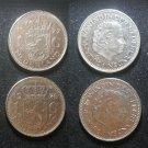 Coin Netherlands 1 Gulden 1977