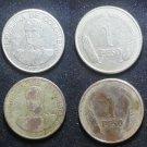Coin Colombia 1 Peso 1975