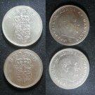Coin Denmark 1 Krone 1963