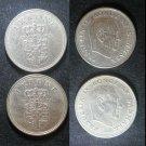 Coin Denmark 1 Krone 1967
