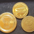 Lot 3 Game Token Canada Hull Midway Cineplex