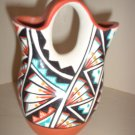 Native American Indian Wedding Vase