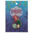 Mermaid Design Enamel Pin Badge