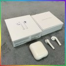 New 1:1 Refurbished Apple MMEF2AM/AAAAA+ Air Pods Wireless with Charging Case for IOS/Android
