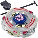Lightning L-Drago Metal Fusion 4D Beyblade STARTER SET w/ Launcher & Ripcord