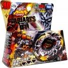 TAKARA TOMY /   Variares D:D Metal Fury Beyblade BB-114 - USA SELLER!