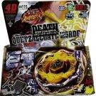 Beyblade Death Quetzalcoatl Starter Set w/ Launcher Ripcord in RETAIL PACKAGING