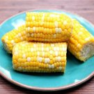 USA Product60 BILICIOUS BICOLOR CORN Sweet Yellow & White Zea Mays Vegetable Seeds *Comb SH