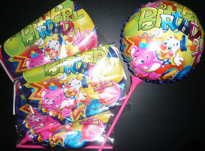 birthday - balloons