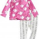 Toddler Clothes Tea Collection Size 0-16 100 %  Cotton