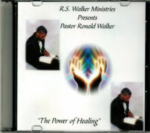 """The Power of Healing""   #77101"