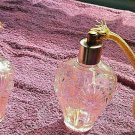 Iredecent Atomizer & Perfume Bottle - Pink  (Extra Items Added) - FREE POSTAGE**
