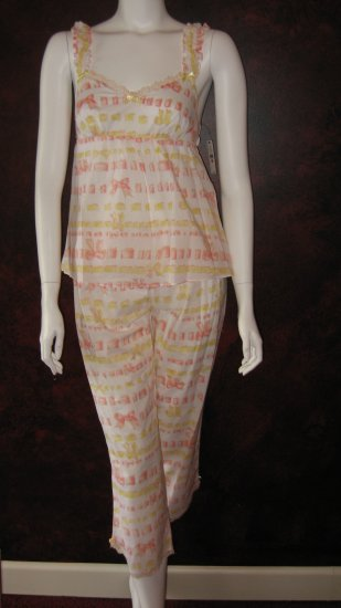 Betsey Johnson pajama set
