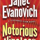 Notorious Nineteen by Janet Evanovich (Paperback) A Stephanie Plum Novel