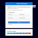 Domain for Sale PHP Script - Start Your Business Online