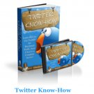 Twitter eBook Know-How - PDF