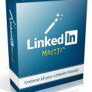 LinkedIn Magic Software Bot - Fast Delivery