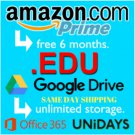 Edu Email USA - Unlimited Google Drive - Real College Student