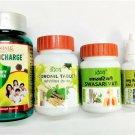 Patanjali Divya CORONIL KIT + Patanjali IMMUNOCHARGE 120 Tablets Immunity Boost