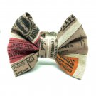 Vintage Style Bow Tie Collar