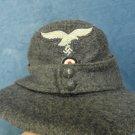 ORIGINAL WW2 GERMAN LUFTWAFFE EM/NCO M43 FIELD CAP