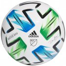 ADIDAS NATIVO XXV MLS 2020 SOCCER BALL THERMAL BOUNDED SEAMLESS TRAINING FOOTBALL SIZE 5
