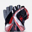 HS SPORTS 5 STAR CRICKET WICKET KEEPING GLOVES PRO FOR UNISEX