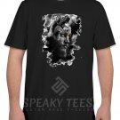 Vikings Ragnar Black T-shirts for unisex 100% cotton Tees Regular & Plus size T-SHIRTS Size 5XL