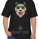 Black St. Patrick day Tshirts for unisex 100% cotton Tees, Regular & Plus Sizes T shirts Size M