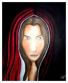 A Testimony Of Favor (2006) 14 x 18 framed print