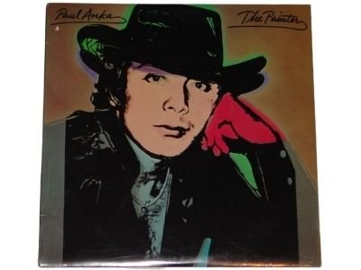 NEW! PAUL ANKA Record LP Album The Painter (Sealed)