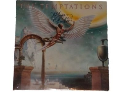 NEW! THE TEMPTAIONS Wings Of Love Record Album (Sealed)