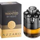 Azzaro Wanted By Night Cologne Eau de Parfum 3.4 oz/100 ml spray.