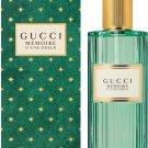 Gucci Memoire D'une Odeur Eau de Parfum 3.3 oz/100 ml spray.