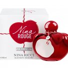 Nina Ricci Nina Rouge Perfume Eau de Toilette 2.7 oz/80 ml spray.