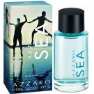 AZZARO SEA Cologne Eau de Toilette 3.4 oz/100 ml spray.