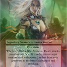 Alesha, Who Smiles at Death Custom Altered Art Card For Edh Legacy non tournament Casual Play