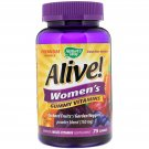 Nature's Way, Alive! Women's Vitamins, 75 Gummies
