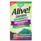 Nature's Way, Alive!, Garden Goodness, Women's Multivitamin, 60 Tablets