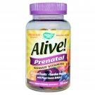 Nature's Way, Alive! Prenatal, Gummy Vitamins, 75 Gummies
