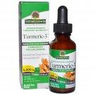 Nature's Answer, Turmeric-3, Alcohol-Free, 5,000 mg, 1 fl oz (30 ml)