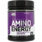 Optimum Nutrition, Essential Amin.O. Energy, Concord Grape, 1.29 lbs (585 g)