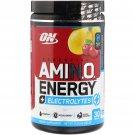 Optimum Nutrition, Energy + Electrolytes, Cranberry Lemonade Breeze, 10.05 oz (285 g)