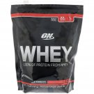 Optimum Nutrition, Whey, 100% of Protein from Whey, Strawberry, 1.76 lb (797 g)