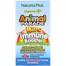 Nature's Plus, Source of Life, Animal Parade, Kids Immune Booster, Tropical Berry Flavor, 90 Animals