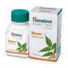 Himalaya Wellness Pure Herbs Neem Skin Wellness  60Tablet for Skin Inflammations