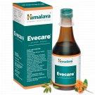 Himalaya Evecare Syrup 200ml,regulates the menstrual cycle,ovarian hormones