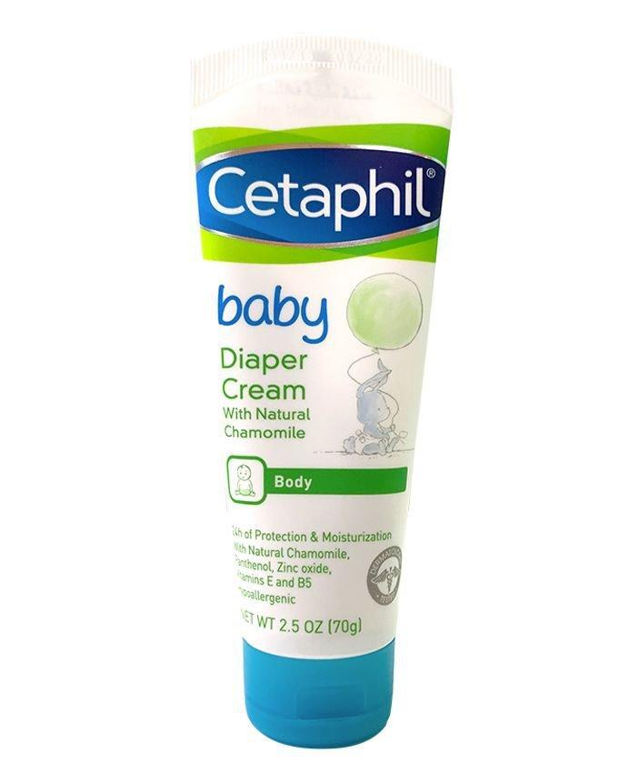 Cetaphil Baby Diaper Cream 70 gm Pack of 2