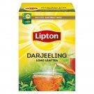 Lipton Darjeeling Long Leaf Tea Label 100 Grams