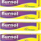 Burnol  The Original Burns Cream in 10 grams Pack of 4,Treat Burns